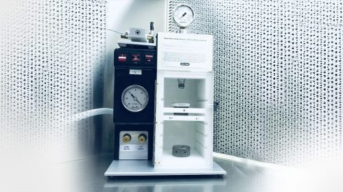 Bio-Rad PDS-1000/He particle delivery system